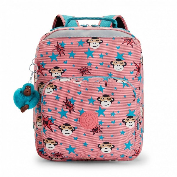 [Black Friday 2019] Kipling Sac à Dos Médium ToddlerGirlHero pas cher