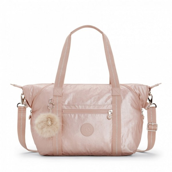 Black Friday 2020 | Kipling Sac à Main Metallic Blush pas cher